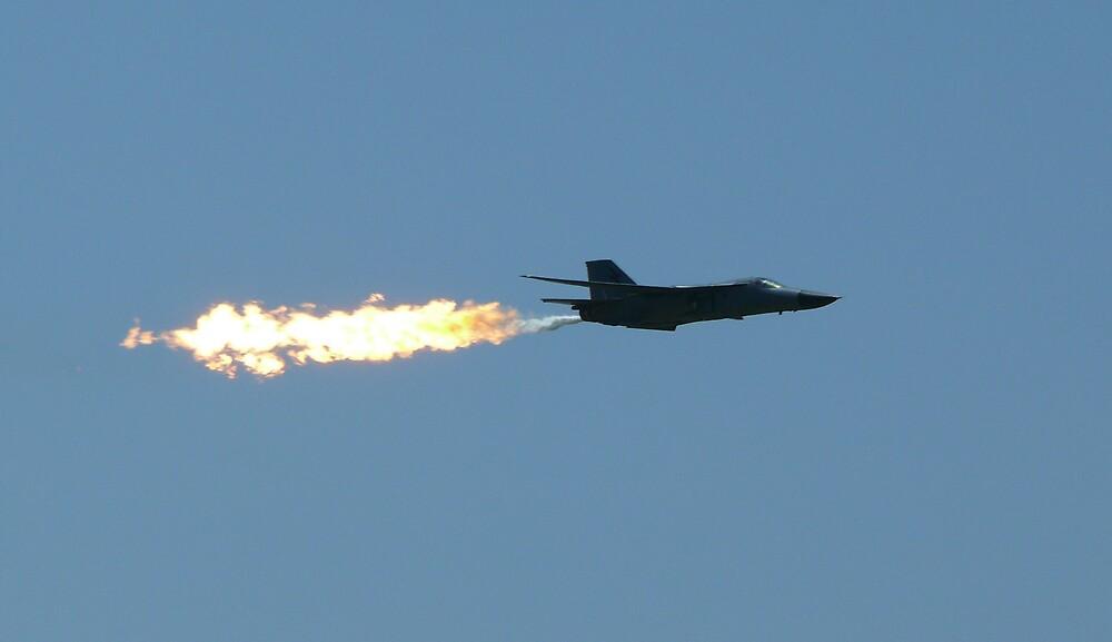 Burning the Skies by Tim Everding