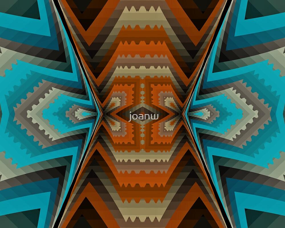 Navaho Blanket by joanw