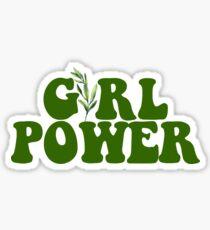 Pegatina GIRL POWER - Estilo 10