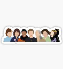 Women in Science Sticker