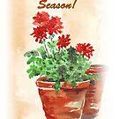Have A Happy Festive Season! by Maree Clarkson