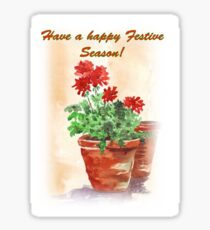 Have A Happy Festive Season! Sticker