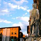 Neptune in Florence... by liberoliber