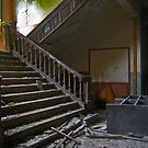 Grand Staircase by Steven Godfrey