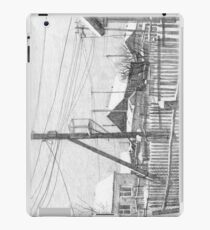 winter in the countryside iPad Case/Skin