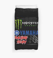 Monster Yamaha Duvet Cover