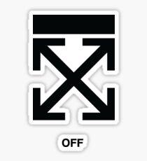 off  Sticker