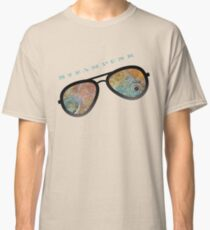 STEAMPUNK SUNGLASSES  Classic T-Shirt