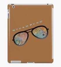 STEAMPUNK SUNGLASSES  iPad Case/Skin