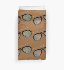STEAMPUNK SUNGLASSES  Duvet Cover