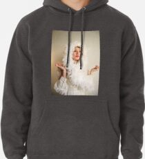 The Swan Maiden Pullover Hoodie