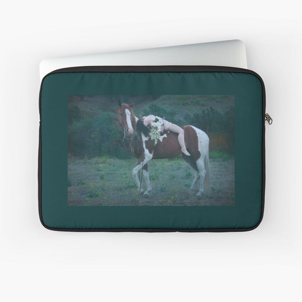 Where Dreams and Shadows Lie Laptop Sleeve
