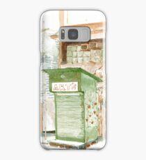 Hong Kong streetscape 2013 Samsung Galaxy Case/Skin