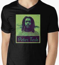 Peter Tosh Men's V-Neck T-Shirt