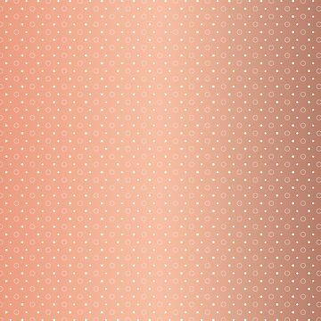 Art Deco, Simple Shapes Pattern 1 [ROSE GOLD] by DanielBevis