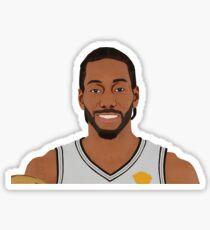 Kawhi Leonard Finals MVP  Sticker