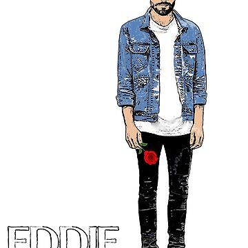 Eddie Dean - Dark Tower Series by fullcirclemandalas
