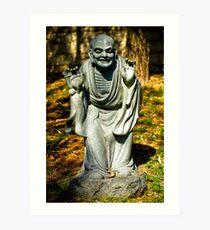 Nan Tien Buddhist Temple - Sculpture Art Print