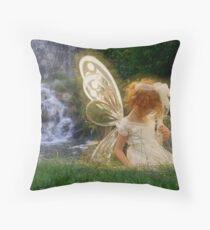 Radient Queen Throw Pillow