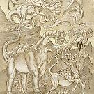 Bestiary of Strange Fauna of Lemuria by SCARstudios