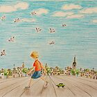 Little boy by Solotry