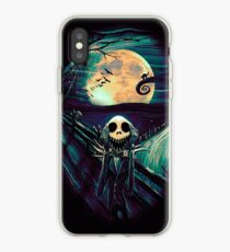 The Scream Before Christmas iPhone Case
