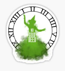 Wicked - No Good Deed Sticker
