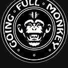 Going Full Monkey by ArsCreativa