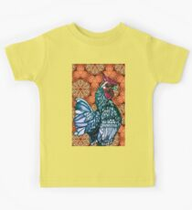 The Funky Chicken. Kids Tee