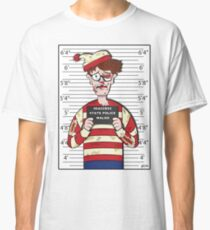 Found Waldo Classic T-Shirt