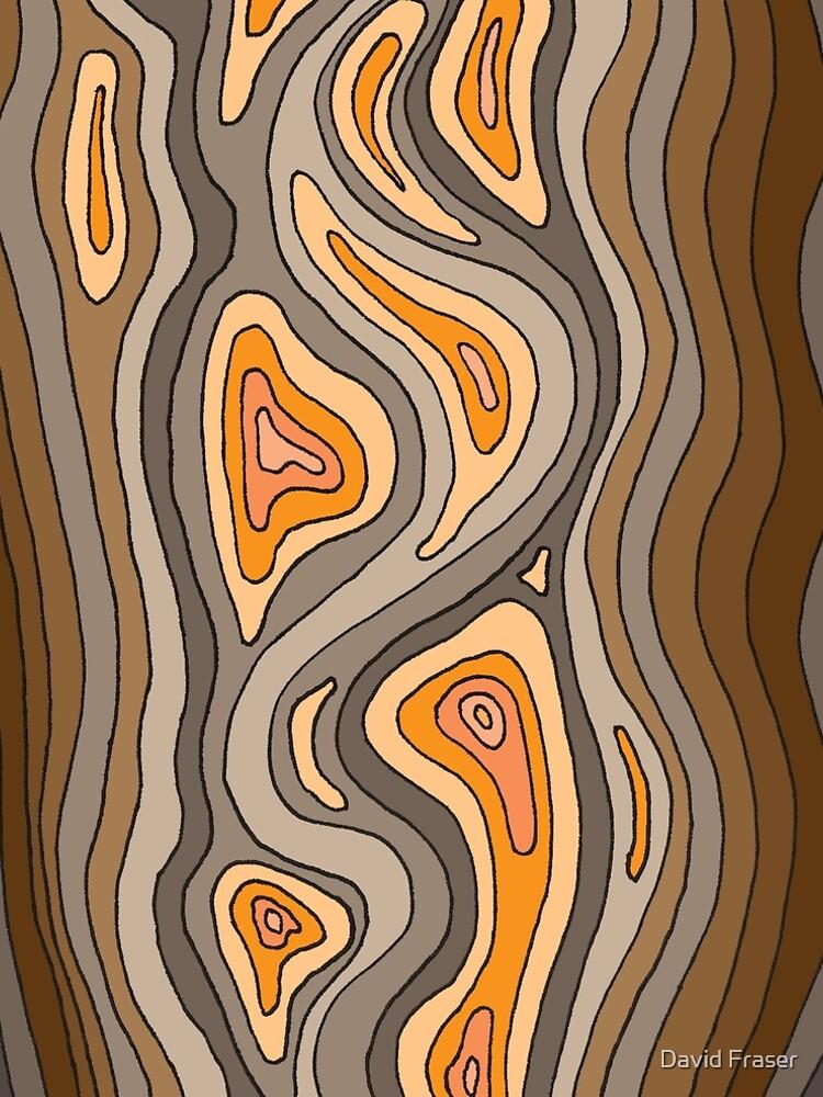 Rivers & Islands - Brown by davidfraser