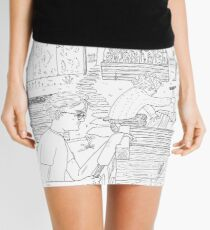 beegarden.works 005 Mini Skirt