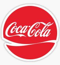 Coca-Cola Classical Sticker