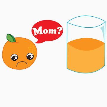 Orange Mom by evadelia