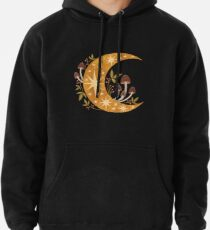 Forest moon Pullover Hoodie