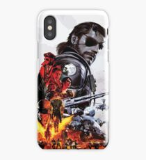Metal Gear Solid V - The Phantom Pain iPhone Case/Skin