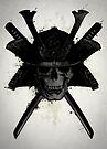 Samurai Skull by Nicklas Gustafsson