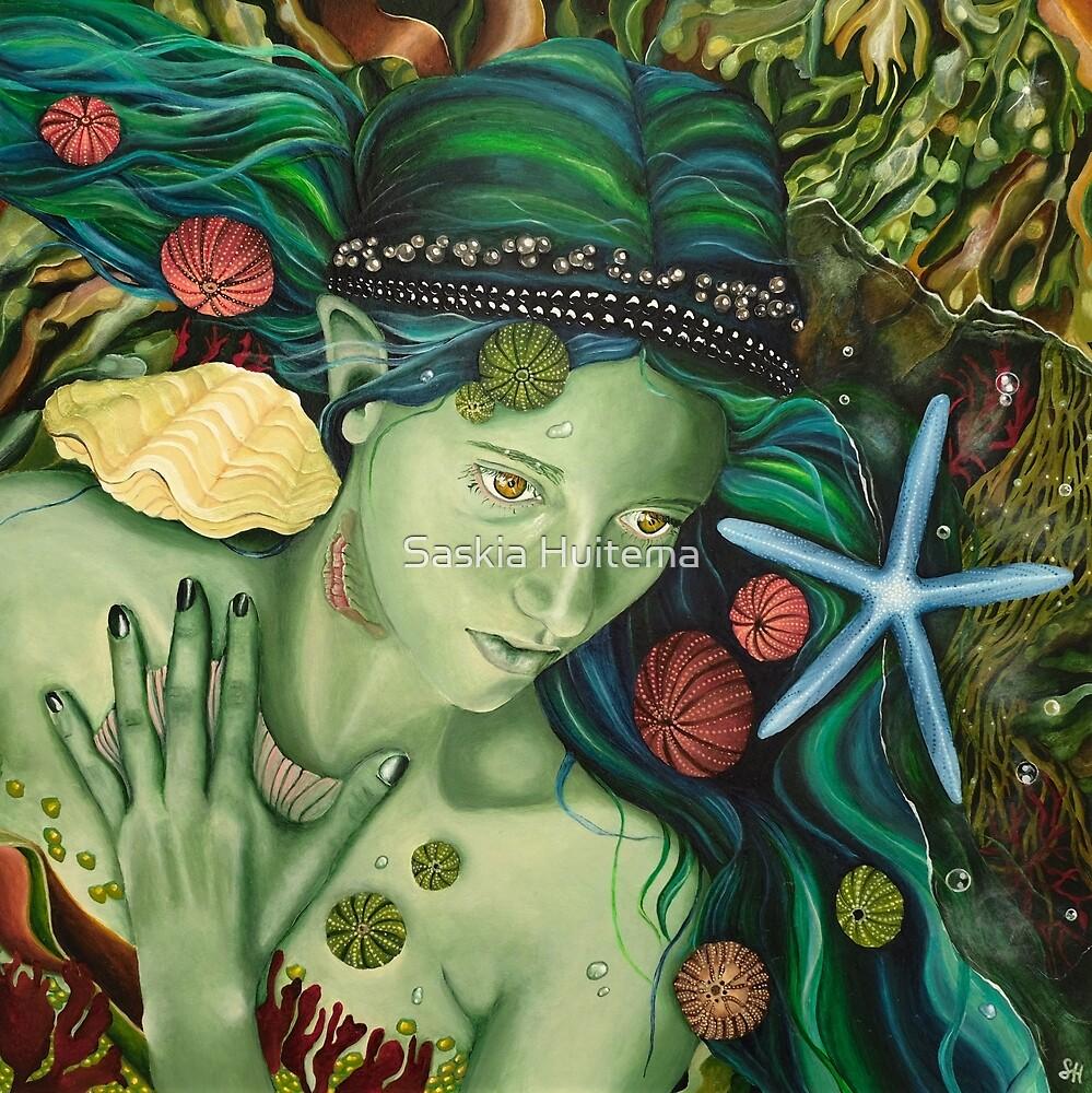 My Underwater Love by Saskia Huitema