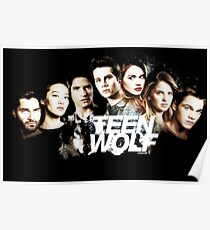 Teen Wolf American television series Poster