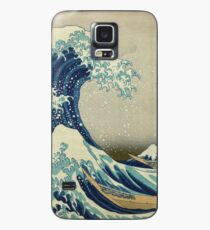The Great Wave off Kanagawa Case/Skin for Samsung Galaxy