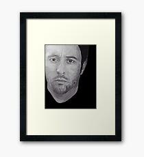 Alex O'Loughlin Framed Print