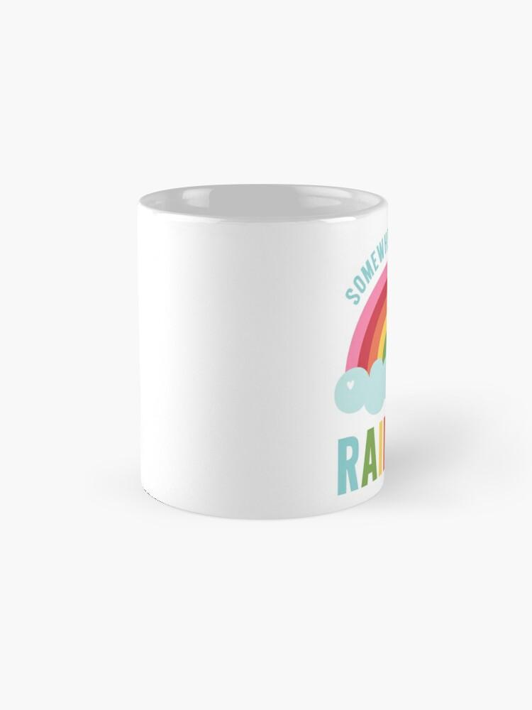 Alternate view of Somewhere Over the Rainbow Mug