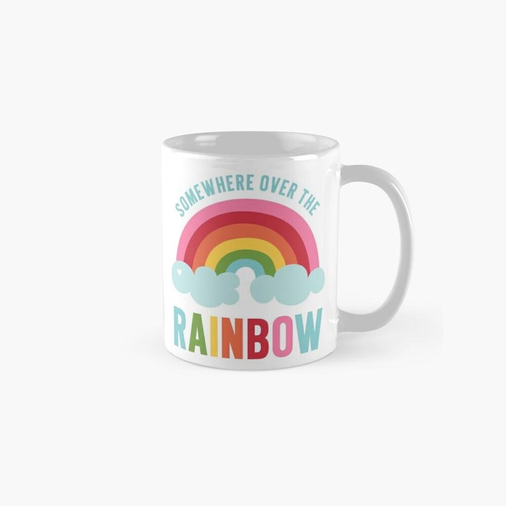 Somewhere Over the Rainbow Mug