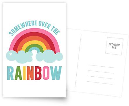 Somewhere Over the Rainbow by MissTiina