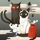 Nekomata by Judith Loske
