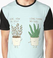 garden etiquette Graphic T-Shirt
