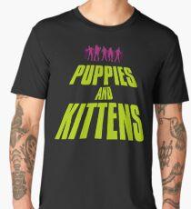 PUPPIES AND KITTENS III Men's Premium T-Shirt