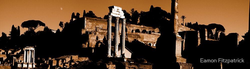 ROMAN FORUM by Eamon Fitzpatrick