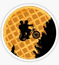 Stranger Things WAFFLE ! Sticker