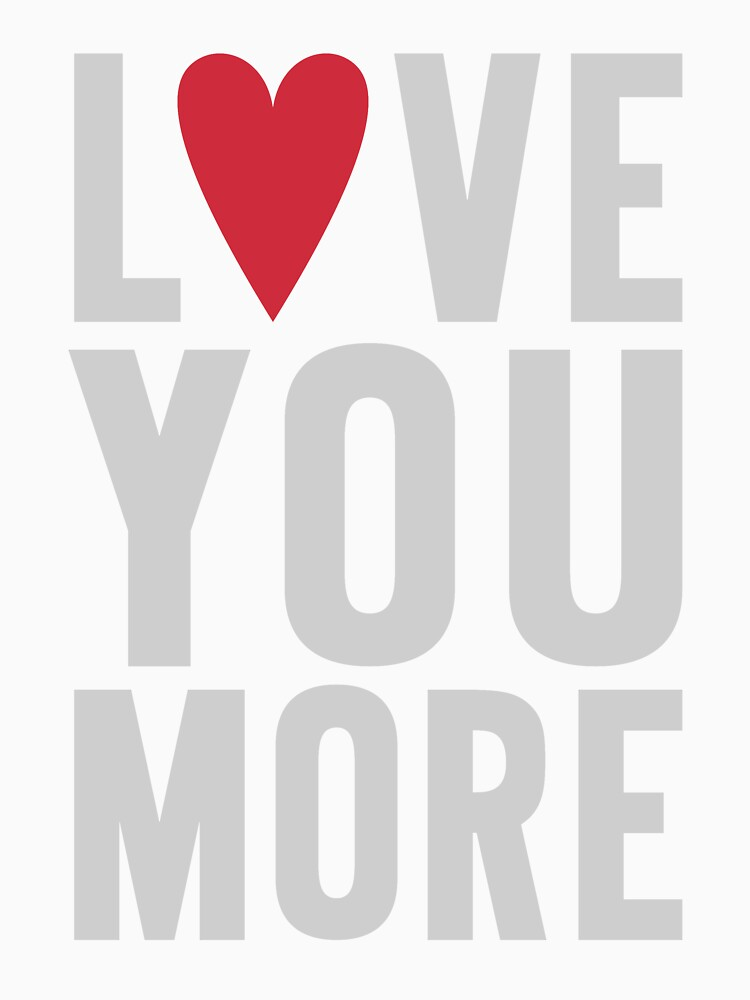 Love You More by MissTiina